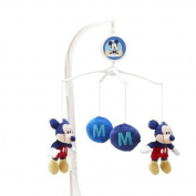 Disney Baby Infant's Musical Mickey Mouse Crib Mobile
