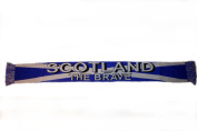 Scotland the Brave Country Flag Thick Scarf Scarves .. Great Quality .. New