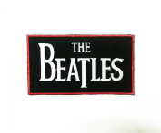 The Beatles Music Band Logo 1 Embroidered Iron on Patches