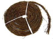 7.6m Roll of Natural Dried Grapevine Garland