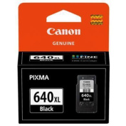 CANON Ink Cartridge PG640XL High Yield Black