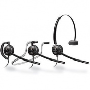 Plantronics EncorePro HW540 Convertible Mono Wired Headset w/Noise Cancelling Supra-aural