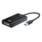 J5create JUA330 USB3.0 to DVI Display Adaptor, Resolution up to 2048 x 1152