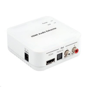 CYP CLUX-11CD HDMI to HDMI / Optical and Analogue (L/R) Audio extractor