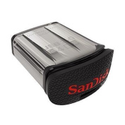 SanDisk Cruzer Micro-size 64GB Ultra Fit USB 3.0 Flash Drive up to 130MB/s Ideal for notebooks, game