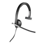 Logitech H650e Business Grade Mono USB Headset Stylish and Sophisticated Headset with Pro-Quality