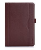 ProCase Samsung Galaxy Tab S2 9.7 Case - Leather Stand Folio Case Cover for 7627.6lxy Tab S2 Tablet (25cm , SM-T810 T815), with Multiple Viewing angles, auto Sleep/Wake, Document Card Pocket