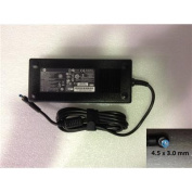 HP OEM Notebook AC Power Adapter/Charger 19.5V 6.15A 120W (4.5x3.0mm)with pin (710415-001) / 12