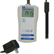 Milwaukee BEM101 pH Metre with 110V Power and Mounting Kit, 0.00 to 14.00 pH, +/-0.02 pH Accuracy