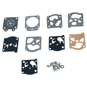 Saviour Carburetor Carb Rebuild Kit Gasket Diaphragm for Walbro K24-WAT K24 WAT K24WAT fit WT Carburetor WT866 WT924 WT773 WT775 WT925 WT973