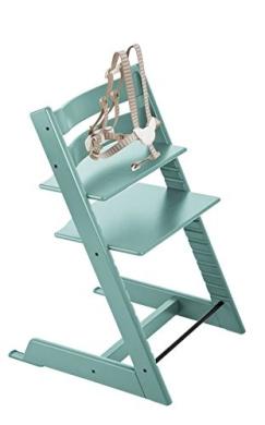 Stokke Tripp Trapp High Chair - Aqua Blue