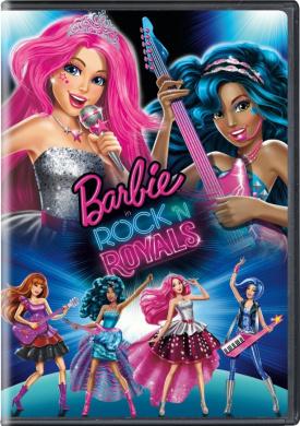 Barbie In Rock 'N Royals [DVD_Movies]