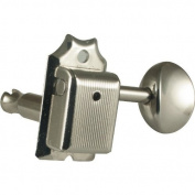 Gotoh Vintage Oval Knob Tuners Nickel