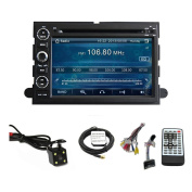 Car GPS Navigation System for Ford Fusion 2006-2009 / Ford Explorer 2006-2010 / Ford Mustang 2005-2009 / Ford F150 2004-2010/ F250 F350 2005-2014 / F450 2008-2013/ Ford Focus 2004-2007 / Ford Edge 2007-2010 / Ford Expedition 2007-2014 / Ford Taurus 200 ..
