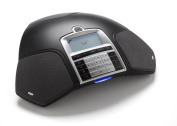 Konftel KO-910101079 SIP Based Conference Phone for Use with IP Service VoIP Phone and Device