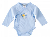 JACKY Dog Cute Suit Long Sleeve Light Blue