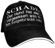 """Cub CAP with Stick SCHADE the dog has everything forget what I did it she """")/69724 Baumwollcap CAP hat Snapback Baseball CAP"""