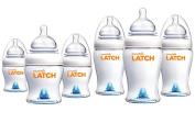 Munchkin Latch Bottle 120ml 3pk and 240ml 3pk