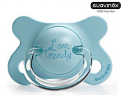 SUAVINEX Physiological Latex Pacifier Soother Dummie 2-4m I AM TRENDY