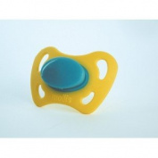 Mollis rubber Soother Size.2 with Ring 2 PCs