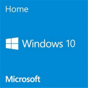 Microsoft Windows Home 10 64bit OEM Eng Intl 1PK DSP OEI DVD