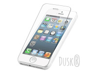 Dusk® Tempered Glass 9H Screen Protector for iPhone 5S / iPhone 5C / iPhone 5 Premium Quality (lifetime warranty) **Free Postage**