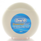 Oral-B Essential Dental Floss unwaxed 50m