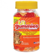 Childrens Gummies - Complete Kids MultiVitamin and Mineral Support in Childrens Vitamins - Mother's Select Li'l Gummies Contain Vitamins A, C, D, E, B and More - New Improved Best Tasting Formula!