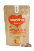 Together Health Vitamin C with Bioflavanoids 30 caps Pack of 6