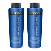 Osmo Extreme Volume Hair Shampoo & Conditioner 400ml Professional Home & Salon