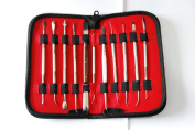Dental Lab Equipment Dental Kit Wax Carving Tool Set