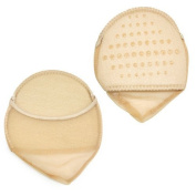 Gleader Fabric Gel Metatarsal Pads Ball of Foot Gel Pads Cushions