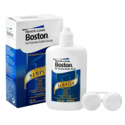 Bausch & Lomb Boston Simplus All-in-One Hard Contact Lens Solution 120 ml