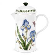 Portmeirion Botanic Garden - Cafetiere Coffee Pot - Iris