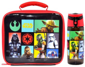 Star Wars Heroes & Villains Lunch Bag
