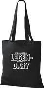 ShirtInStyle Bag Cloth Bag How i met your Mother Legendary Fun! Bag Cotton Bags, various colours