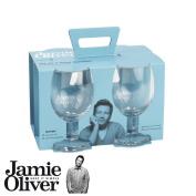 Jamie Oliver Wine Glasses, 45 cl, Set of 4