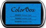 Clearsnap ColorBox Pigment Inkpad, Cyan