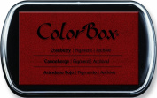 Clearsnap ColorBox Pigment Inkpad, Cranberry