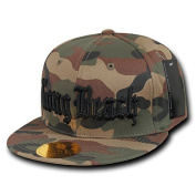 Nothing Nowhere Camo City Head Wear