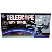 A to Z Toy Telescope with Tripod