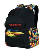 Heelys Thrasher, Multi Colour Geo, One Size