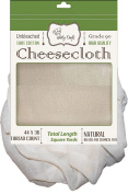 Cheesecloth Unbleached 3.3sqm Food Grade 90 HIGHEST Butter Muslin Quality for Strainer and Filter Bags