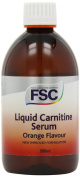 FSC 500ml 500mg Liquid Carnitine Serum