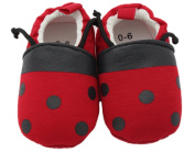 BONAMART Baby Girls Boys Toddler Soft Sole Shoes Slippers For 0-24 Months