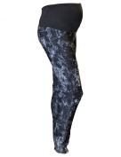 Pink Pixie Maternity Pregnancy Snake Print Slim Fit Over Bump Jeans