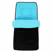 Universal Footmuff To Fit Buggy Pushchair - Ocean