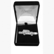 Landrover Tie Slide, Nice Wedding Gift, Comes Boxed