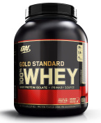 Optimum Nutrition Gold Standard 100% Whey Protein Powder, Cookies and Cream, 2.3kg