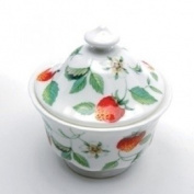 Roy Kirkham Alpine Strawberry Covered Sugar bowl